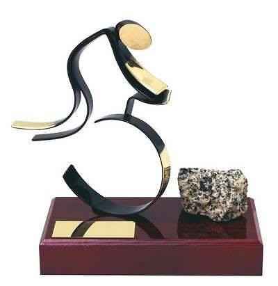 Trofeo ciclismo mountain ciclista