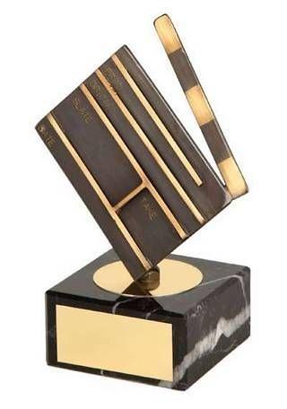 Trofeo cine claqueta