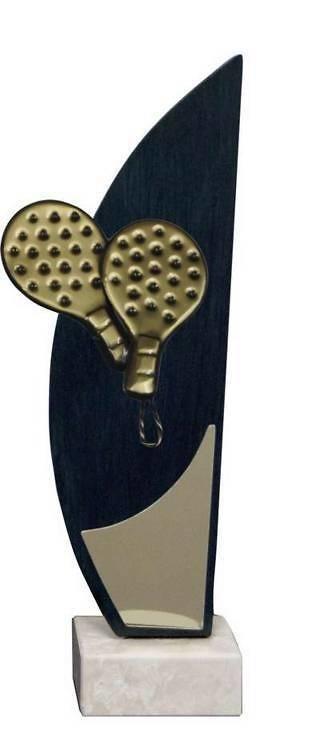 Trofeo Artesanal Laton Padel