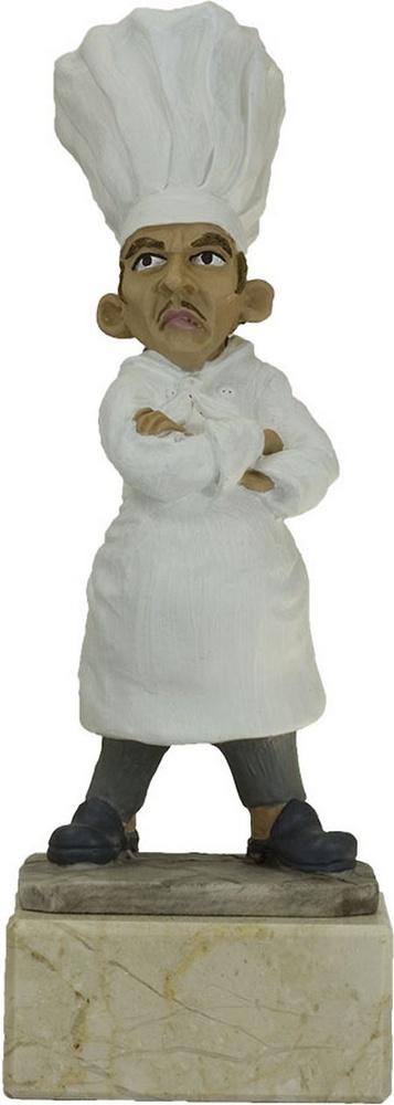 Trofeo concina de chef