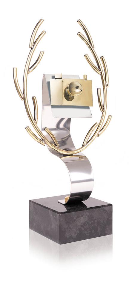 Trofeo corona de Fotografia