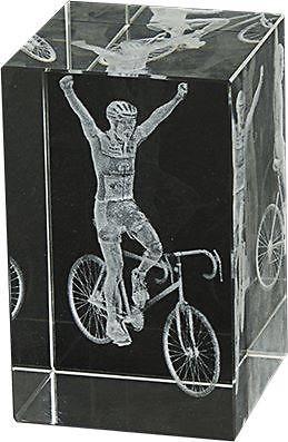 Trofeo de Ciclismo Cubo de Cristal Lozoya
