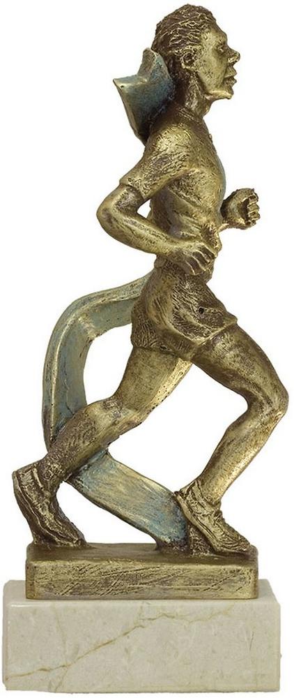 Trofeo de atletismo cinta