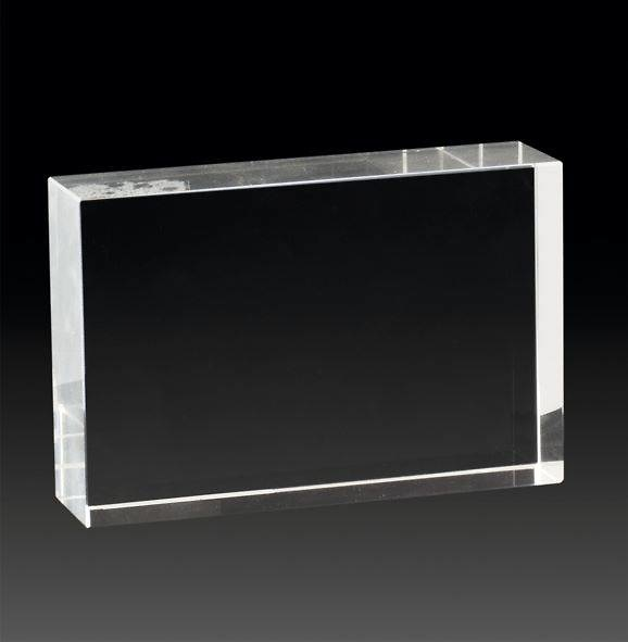 Trofeo de cristal. Modelo dionisio