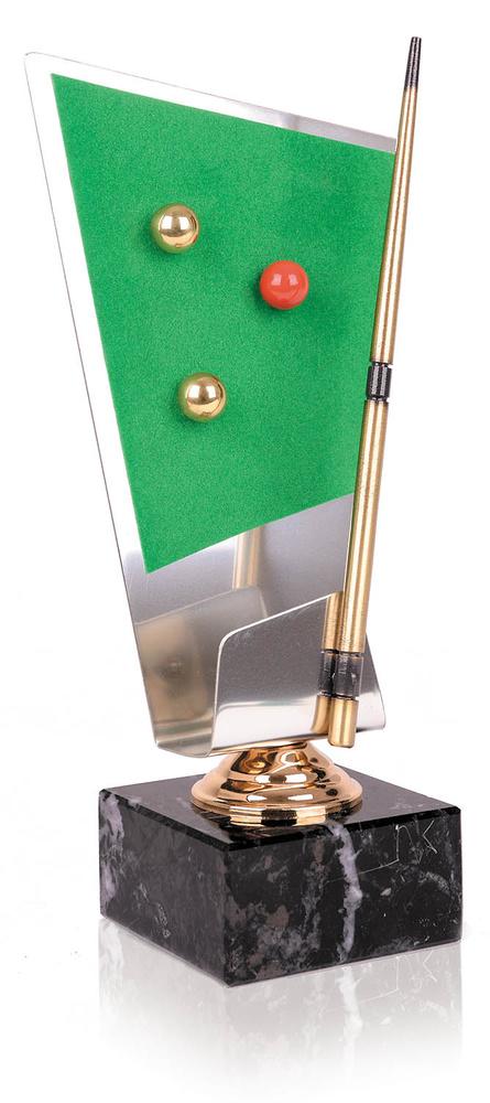 Trofeo de mesa de billar