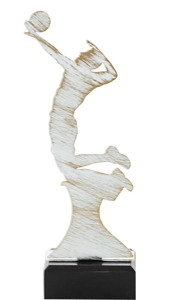Trofeo de metal. Modelo tiacoatzintepec