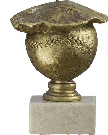 Trofeo de pelota a mano modelo boina
