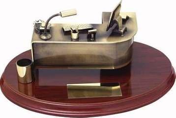 Trofeo ejecutivo despacho