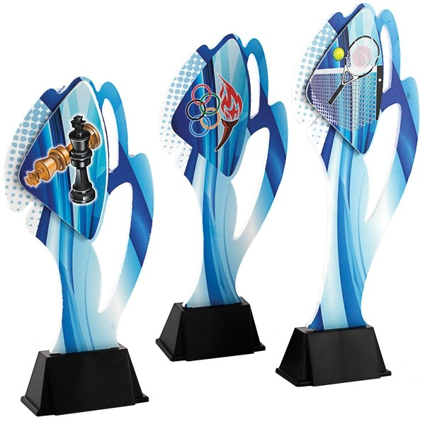 Trofeo en Resina Multideporte Retortillo