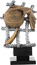 trofeo baloncesto multicolor jugador