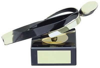 Trofeo esquí trineo
