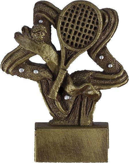 Trofeo estrella de tenis