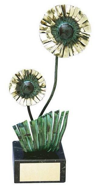 Trofeo flores margarita