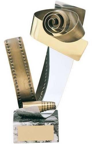 Trofeo fotografía carrete