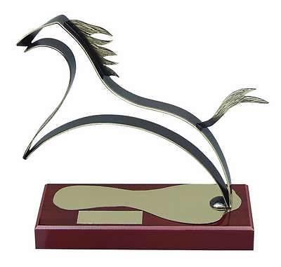 Trofeo hípica caballo