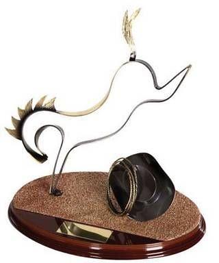 Trofeo hípica rodeo