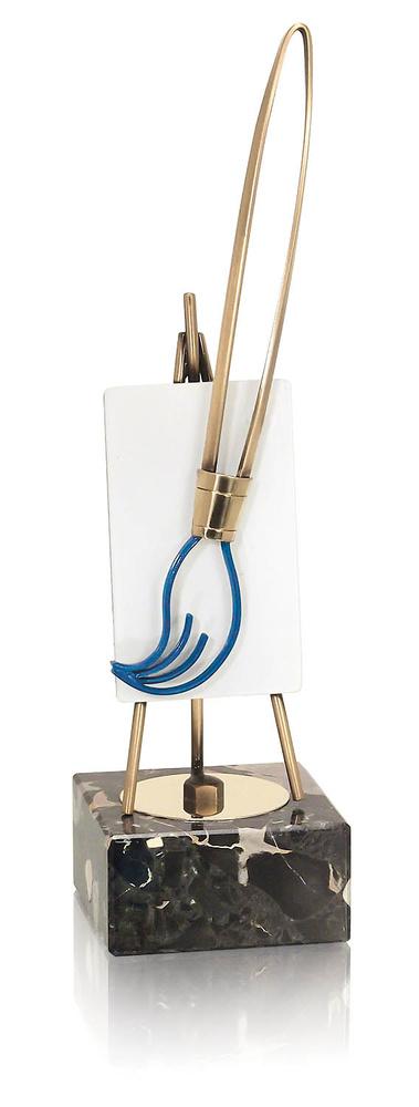 Trofeo lienzo de pintura