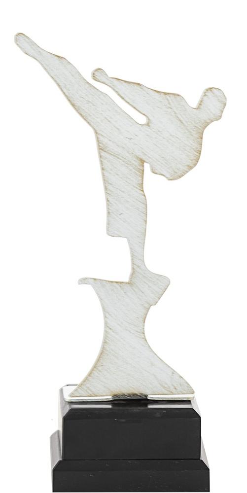 Trofeo metal modelo albarradas