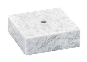 Peana Marmol Blanco