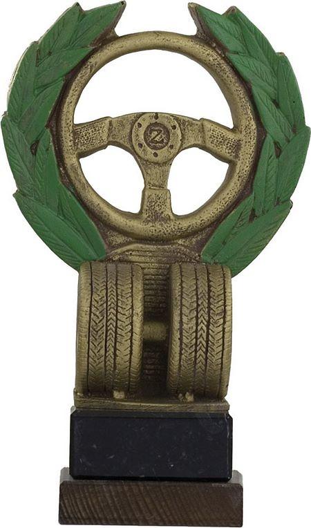 Trofeo para motor volante