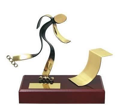 Trofeo patinaje en línea