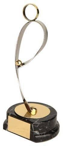 Trofeo pelota vasca jugador dorado