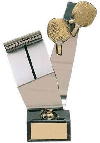Trofeo ping pong palas