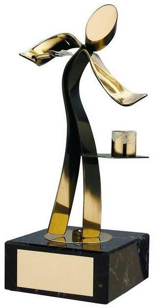 Trofeo pintor