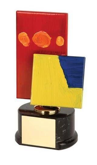 Trofeo pintura colores