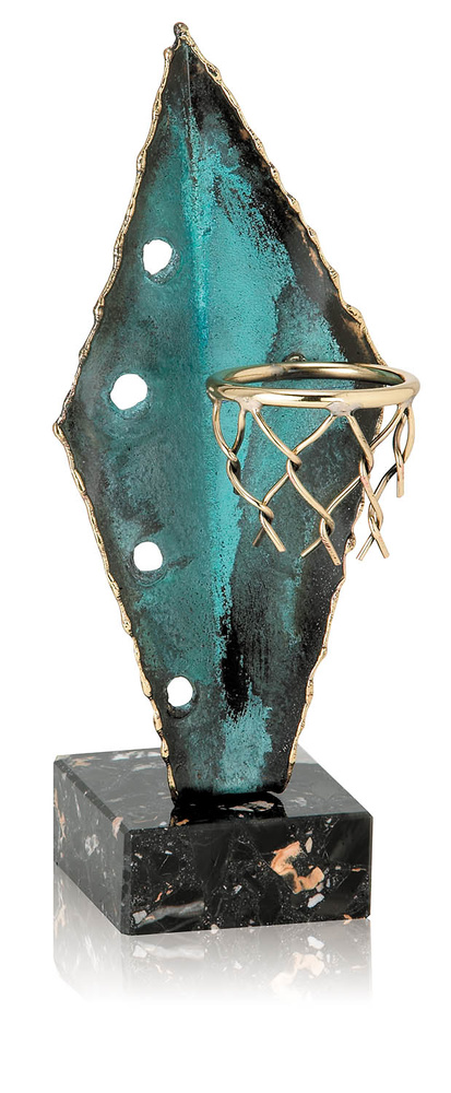Trofeo rombo de baloncesto