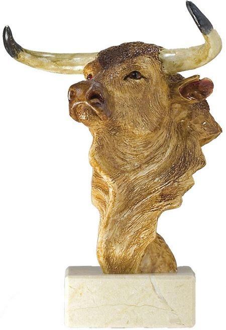 Trofeo varios acabados toro