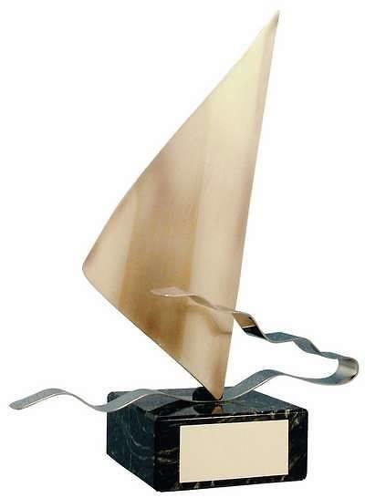 Trofeo vela agua y vela