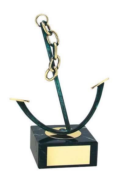 Trofeo vela ancla