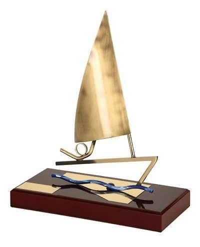 Trofeo vela navegando