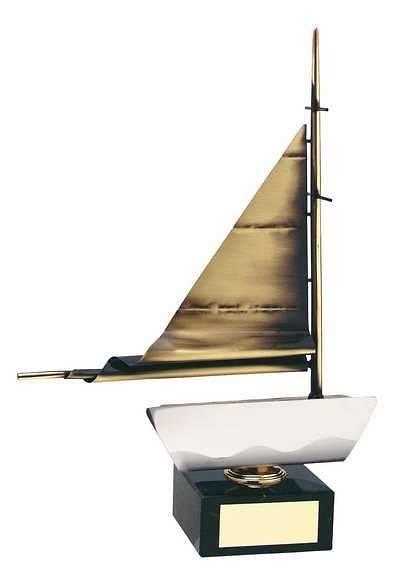 Trofeo vela velero