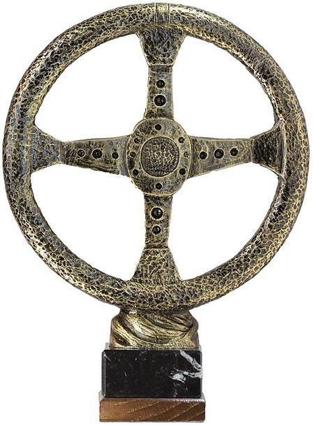 Trofeo volante de automovilismo