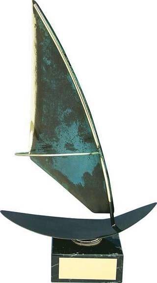 Trofeo windsurf tabla y vela