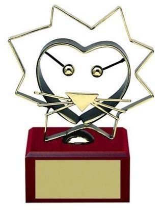 Trofeo zodiaco leo