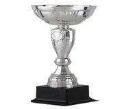 Copa Blondie plateada