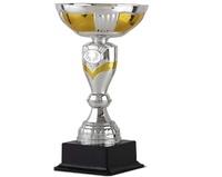 Copa Blondie plateada y Dorada