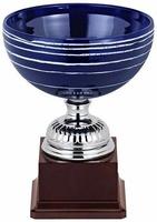 Copa Rucula Azul Cerámica