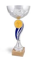 Copa bicolor con alojamiento portadisco Acuña