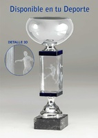 Copa economica cristal. Modelo amoltepec