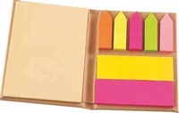 Libreta Sober con post-its