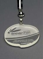 Medalla Bozo Deportiva Cristal