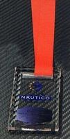 Medalla Buduma Deportiva Cristal