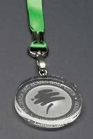 Medalla Deportiva Boroboro Deportiva Cristal