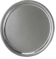 Plato Decorativo Ladanifer Plata