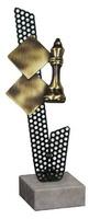 Trofeo Agata de Diseño para Ajedrez