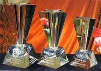 Trofeo Aja Estrella Cristal